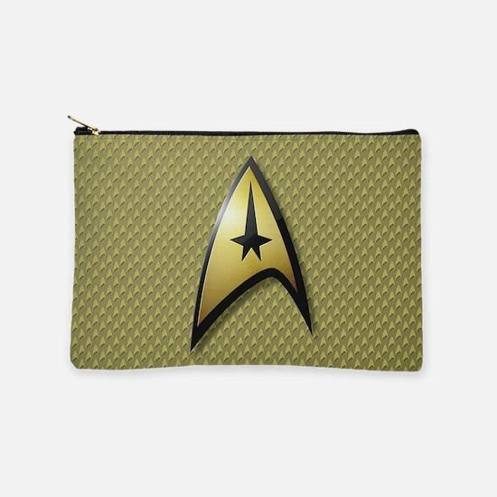 Star Trek: TOS Command Emblem Makeup Pouch