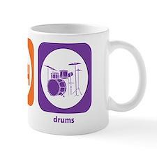 Eat Sleep Drums Small Mugs