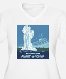 yellowstone-vinta T-Shirt