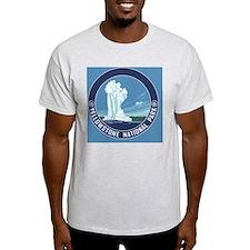 circle-Yellowstone T-Shirt
