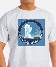 circle-Yellowstone T-Shirt