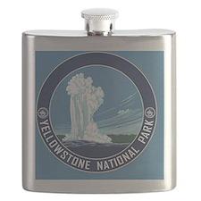 circle-Yellowstone Flask