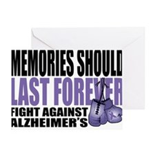 Memories-Last-Forever-2009 Greeting Card