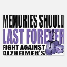 Memories-Last-Forever-200 Postcards (Package of 8)