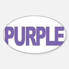 Alzheimers-THINK-Purple-blk Decal