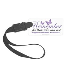 Remember-Alzheimers-2009 Luggage Tag