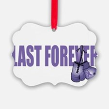 Memories-Last-Forever-2009-BLK Ornament