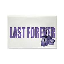 Memories-Last-Forever-2009-BLK Rectangle Magnet