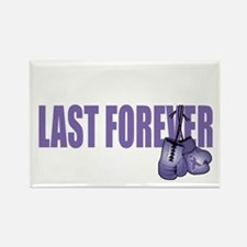 Memories-Last-Forever-2009-BLK Rectangle Magnet