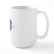 AlzheimersTribal-Butterfly-2009-blk Mug