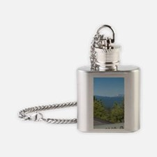 Newberry National Volcanic Monument Flask Necklace