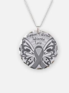 Parkinsons-Butterfly-3 Necklace