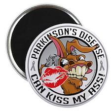 Parkinsons-Disease-Kiss-My-Ass Magnet