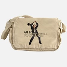 age of austerity Messenger Bag