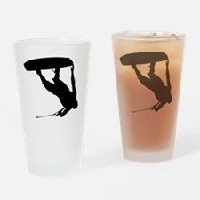 BroStock Decal Drinking Glass