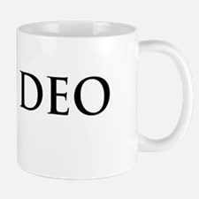Laus-Deo-(white) Mug