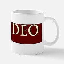 Laus-Deo-(red) Mug