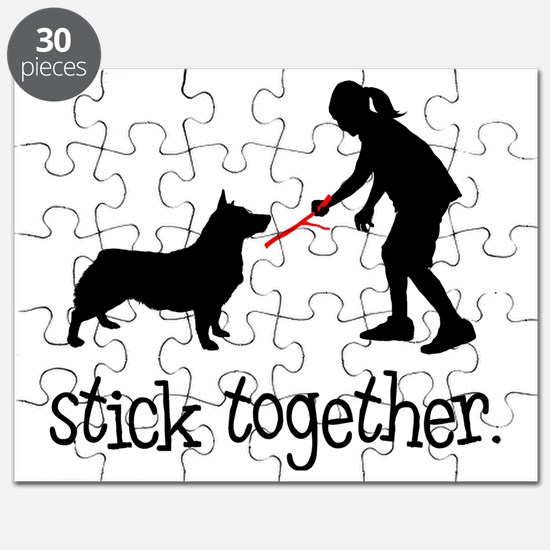 Swedish-Vallhund05 Puzzle