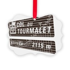 tourmalet Ornament