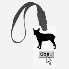 Stumpy-Tail-Cattle-Dog15 Luggage Tag