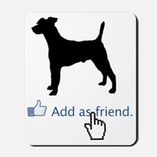 Smooth-Fox-Terrier13 Mousepad