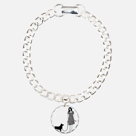 Swedish-Vallhund11 Bracelet