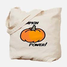 Pumpkin power transp2 Tote Bag