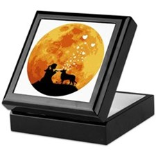 Smooth-Collie22 Keepsake Box