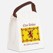 Arthur Canvas Lunch Bag