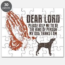 Treeing-Walker-Coonhound19 Puzzle
