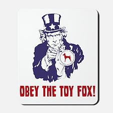 Toy-Fox-Terrier18 Mousepad