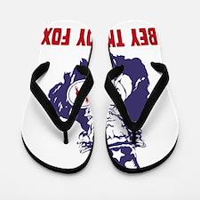 Toy-Fox-Terrier18 Flip Flops