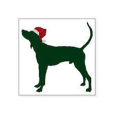 """Treeing-Walker-Coonhound23 Square Sticker 3"""" x 3"""""""