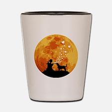 Welsh-Springer-Spaniel22 Shot Glass