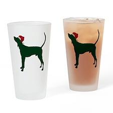 Treeing-Walker-Coonhound23 Drinking Glass