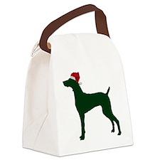 Weimaraner23 Canvas Lunch Bag