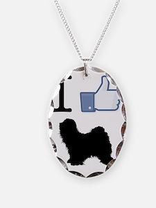 Tibetan-Terrier26 Necklace