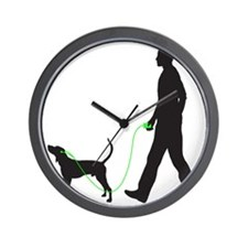 Treeing-Walker-Coonhound34 Wall Clock