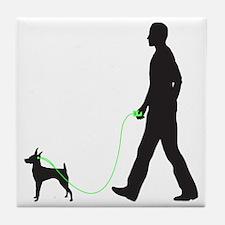 Toy-Fox-Terrier34 Tile Coaster