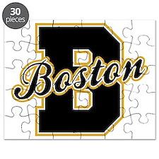 Boston Letter Puzzle