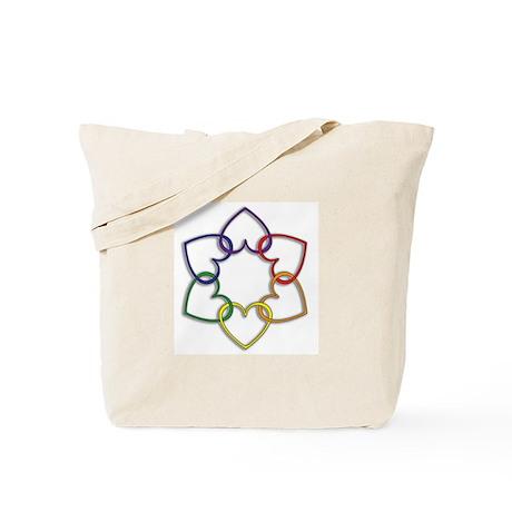 Poly Logo Tote Bag