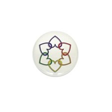 Poly Logo Mini Button (10 pack)