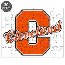 Cleveland Letter Puzzle
