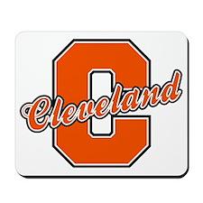 Cleveland Letter Mousepad