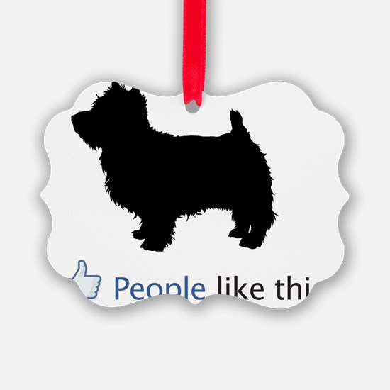 West-Highland-White-Terrier03 Ornament