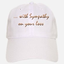 sympathy family inside Baseball Baseball Cap