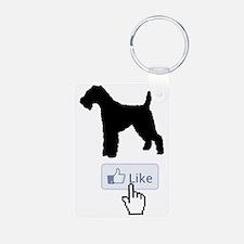 Welsh-Terrier20 Keychains