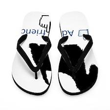 Scottish-Terrier13 Flip Flops