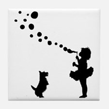 Scottish-Terrier28 Tile Coaster