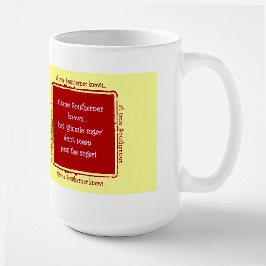 True Southerner Large Mug